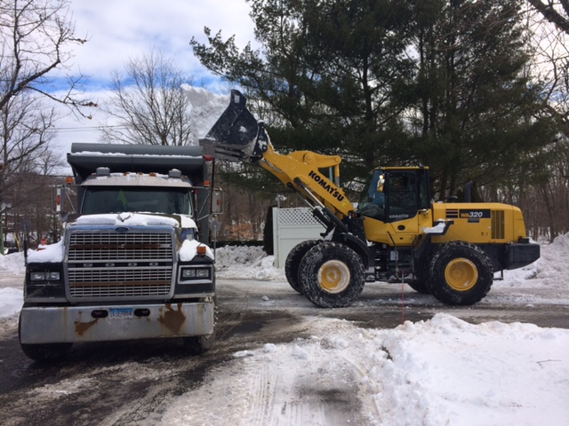 Snow Removal New York New Jersey Connecticut