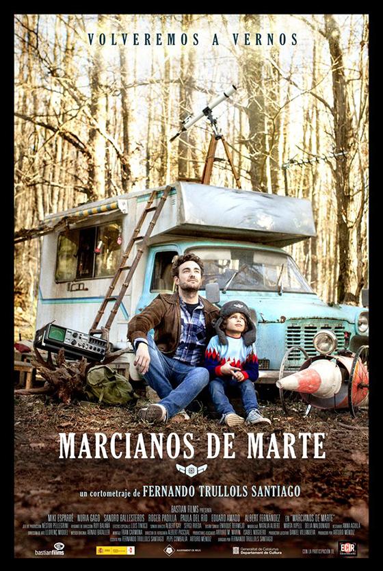 MARCIANOS DE MARTE. Fernando Trullols