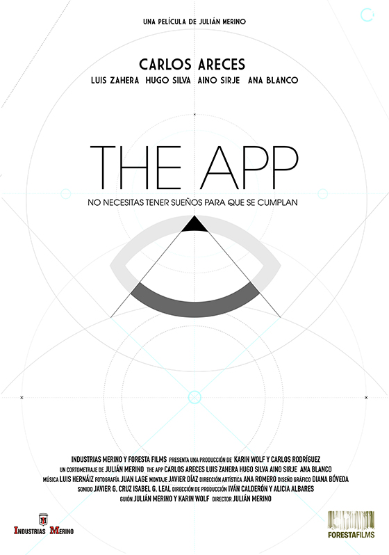 THE APP. Julián Merino