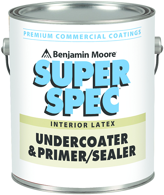 SUPER SPEC PRIMERS - Super Spec Paints and Primers are a complete line of superior quality products for home and commercial use.