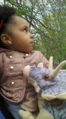 just brought her Little Triceratops Home (from NYC Natural History Museum).jpg