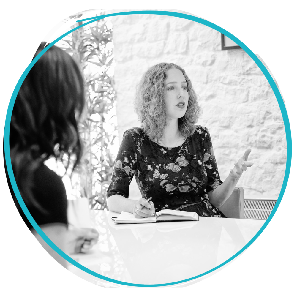 Consultancy & Training - Because sometimes you just need to pick an expert's brain and improve your in-house marketing capacity.