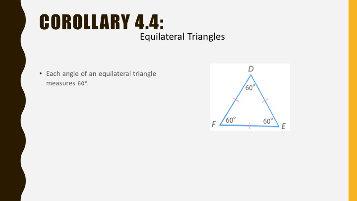 Section 46 Isosceles and Equilateral Triangles GHV High School – Isosceles and Equilateral Triangles Worksheet