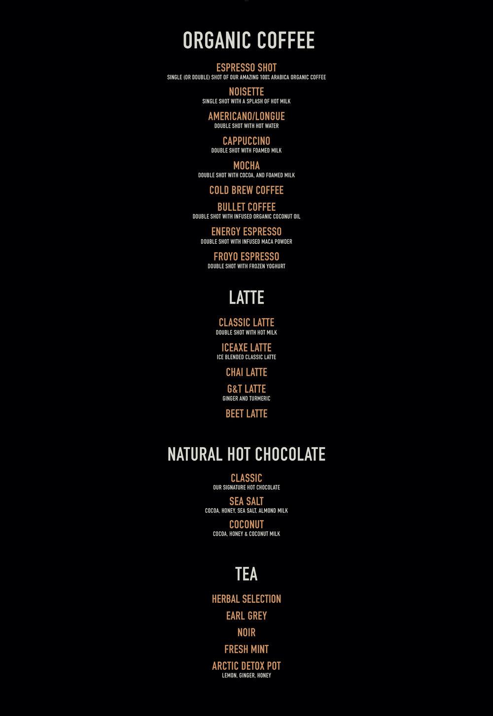 Organic Coffee EN