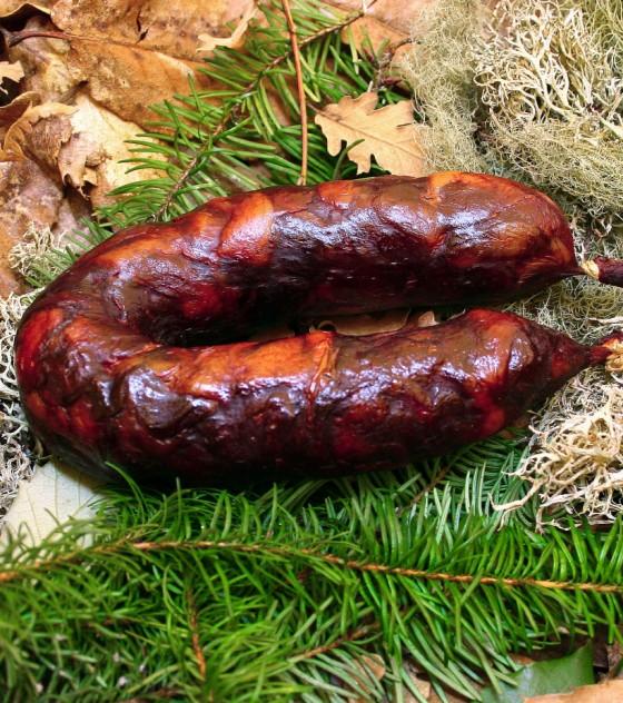 Chouriça de Carne de Vinhais ; Linguiça de Vinhais