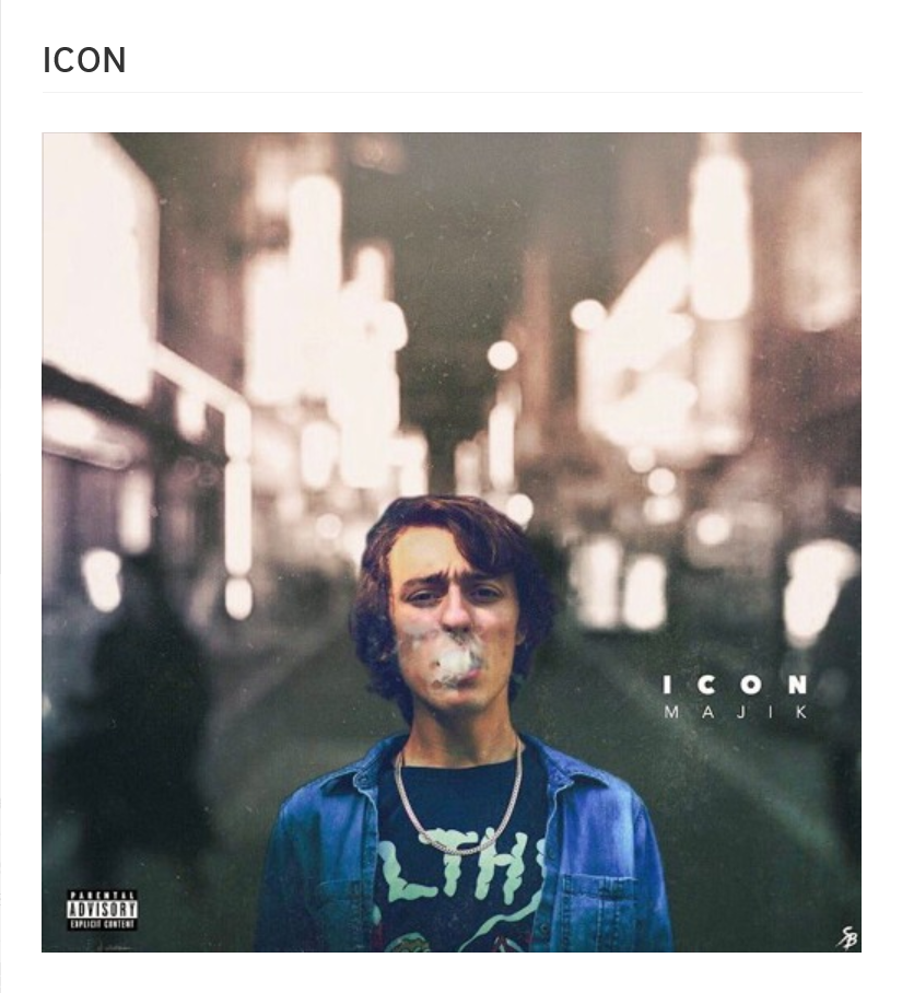 ICON - https://soundcloud.com/majikjohnson/icon-1