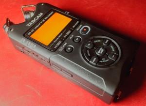 Tascam DR-40 Recorder