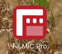 Filmic Pro App