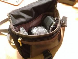 Mountainsmith Bag with E-M10