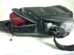 Compartments in the Streamline Sling