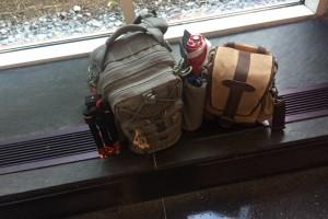 VSlinger and LL Bean Bags