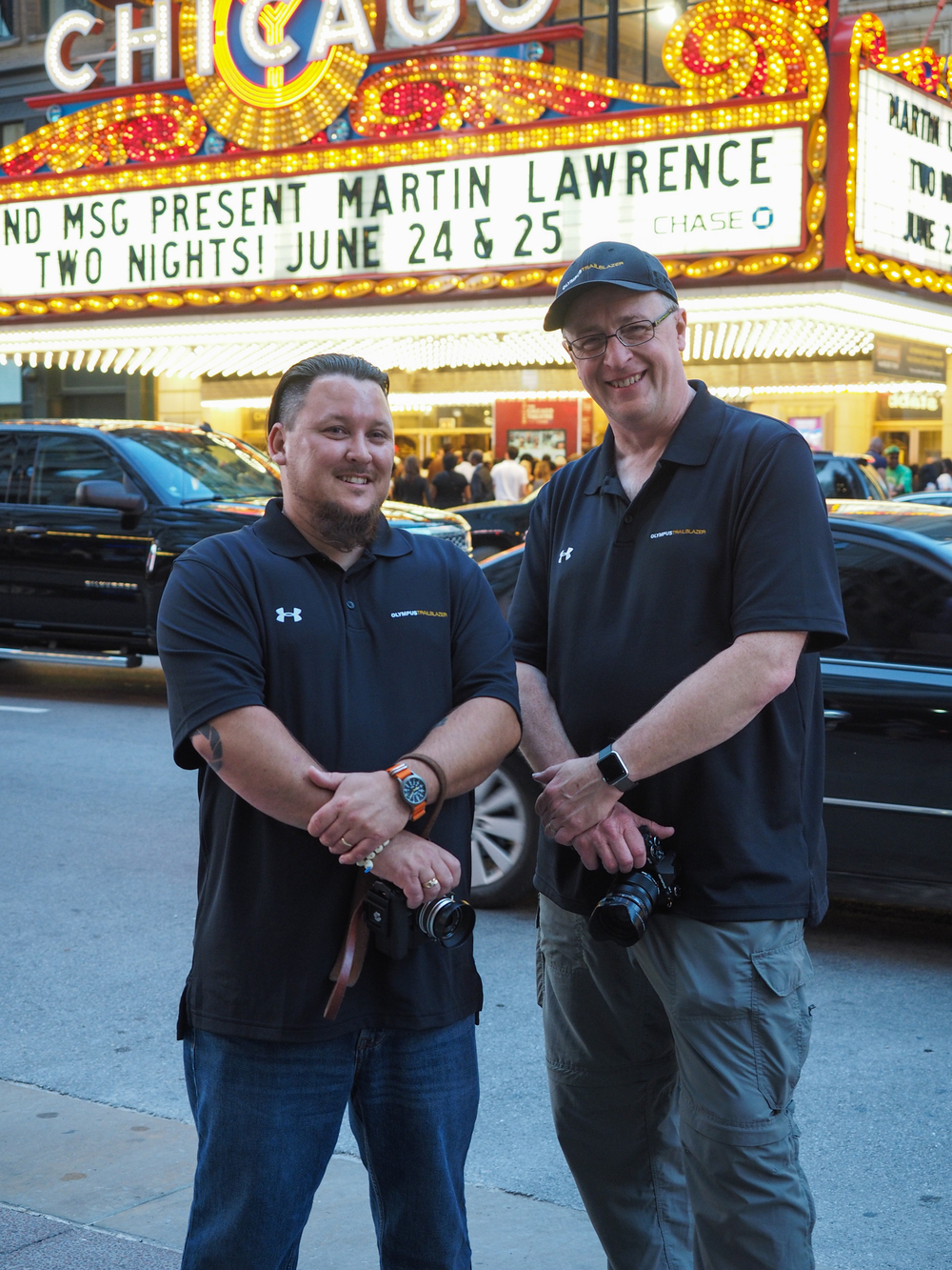 Jamie MacDonald & Mike Boening, Olympus Trailblazers.
