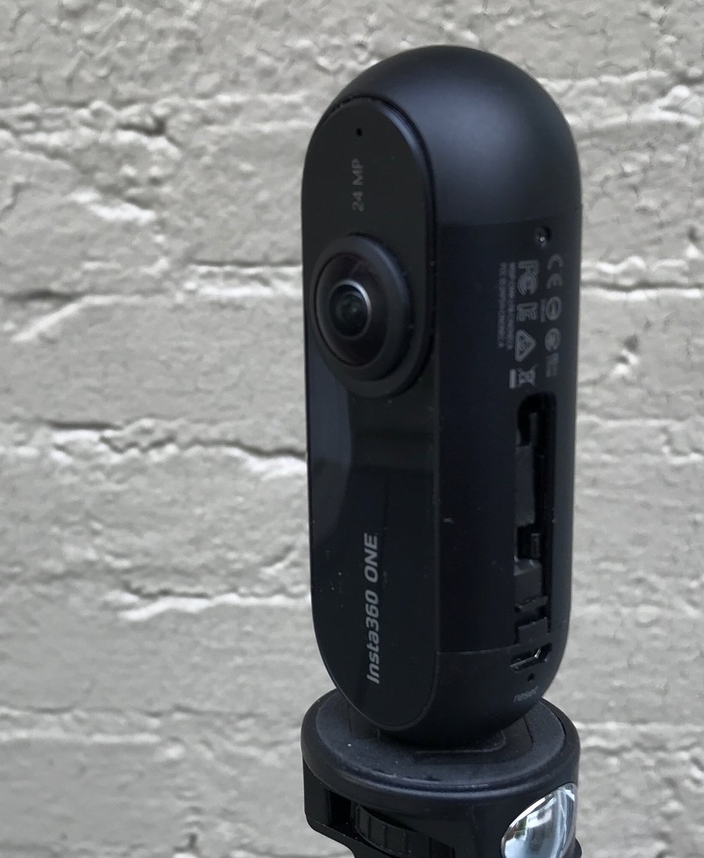 Insta360 One 360° camera