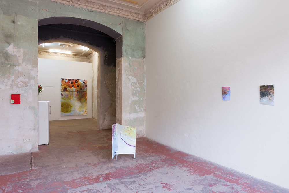 Installation view tête, Berlin 2015