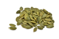 Pumpkin seed oil is rich in vitamin E, zinc, omega 3- and 6- fatty acids as well as antioxidants, therefore it has tremendous benefits for the skin in terms of retaining moisture, fighting free radicals and maintaining a youthful appearance.