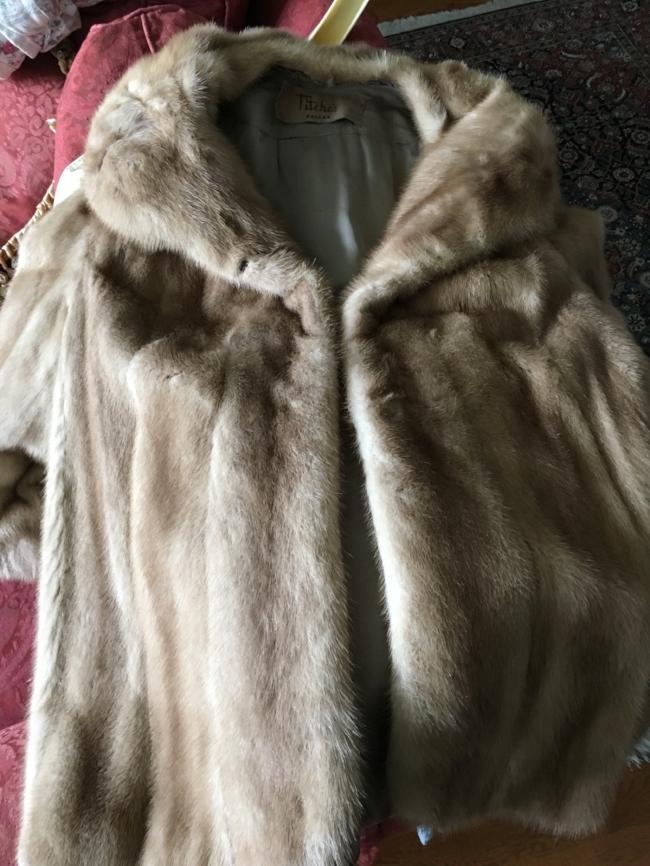 Grandma Jo Singer's Mink Coat