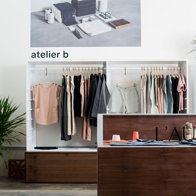 If you haven't already, check out the unique retail brands featured in @madeinacity's Made in Montreal. C'mon, we know you just got paid. | PC: @stephanwerkmedia . . . . . @atelierbmtl @launeatelier #payday #anotherdayanotherdollar #anothersaturdaymorning #shopping #retail #denverfashion #montrealfashion #canada #ohcanada #montreal #shoplocal #shopglobal #brands #featuredbrands #exclusiveretailer #saturday #thingstodoindenver #zeppelinstation