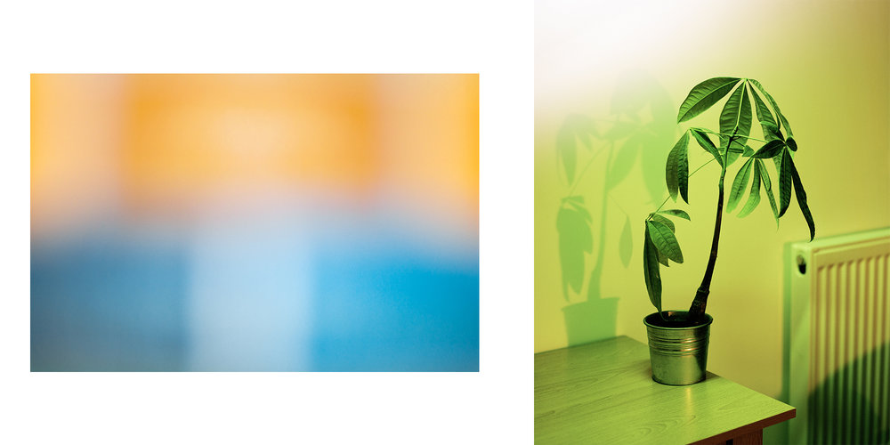 Images © Leon Billerbeck (Left, Foreign Landscapes), William Lakin (Right, A Glimmer of Accountability).