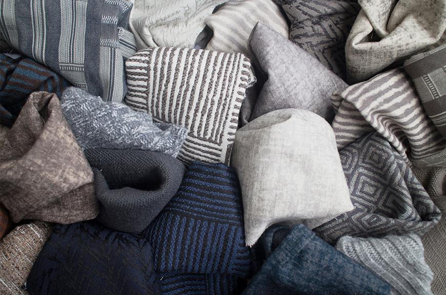 Fil Doux Textiles   Nomad