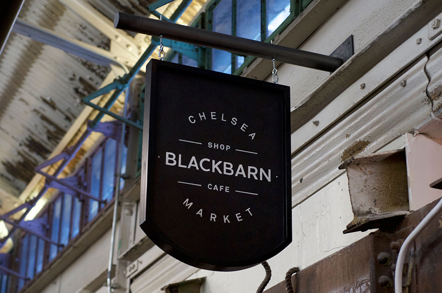 BLACKBARN Shop | Chelsea Market
