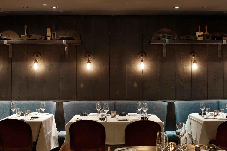 Fog Apple - Table 41 restaurant