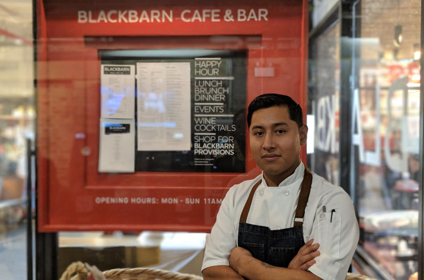 BLACKBARN café + bar | New Chef