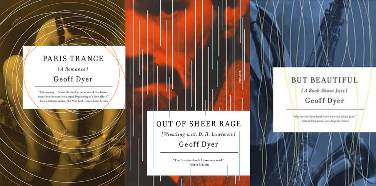 Other voices 3 the creative process review of paris trance out of sheer rage but beautiful by geoff dyer fandeluxe Images