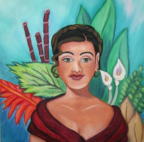 M Ayala deHarris (Ayala Art) #16