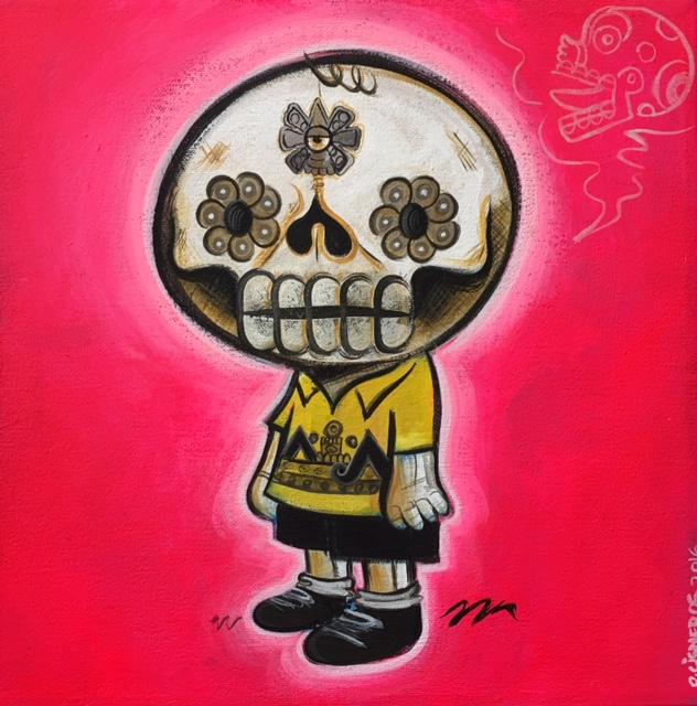 Oscar Cisneros - #4