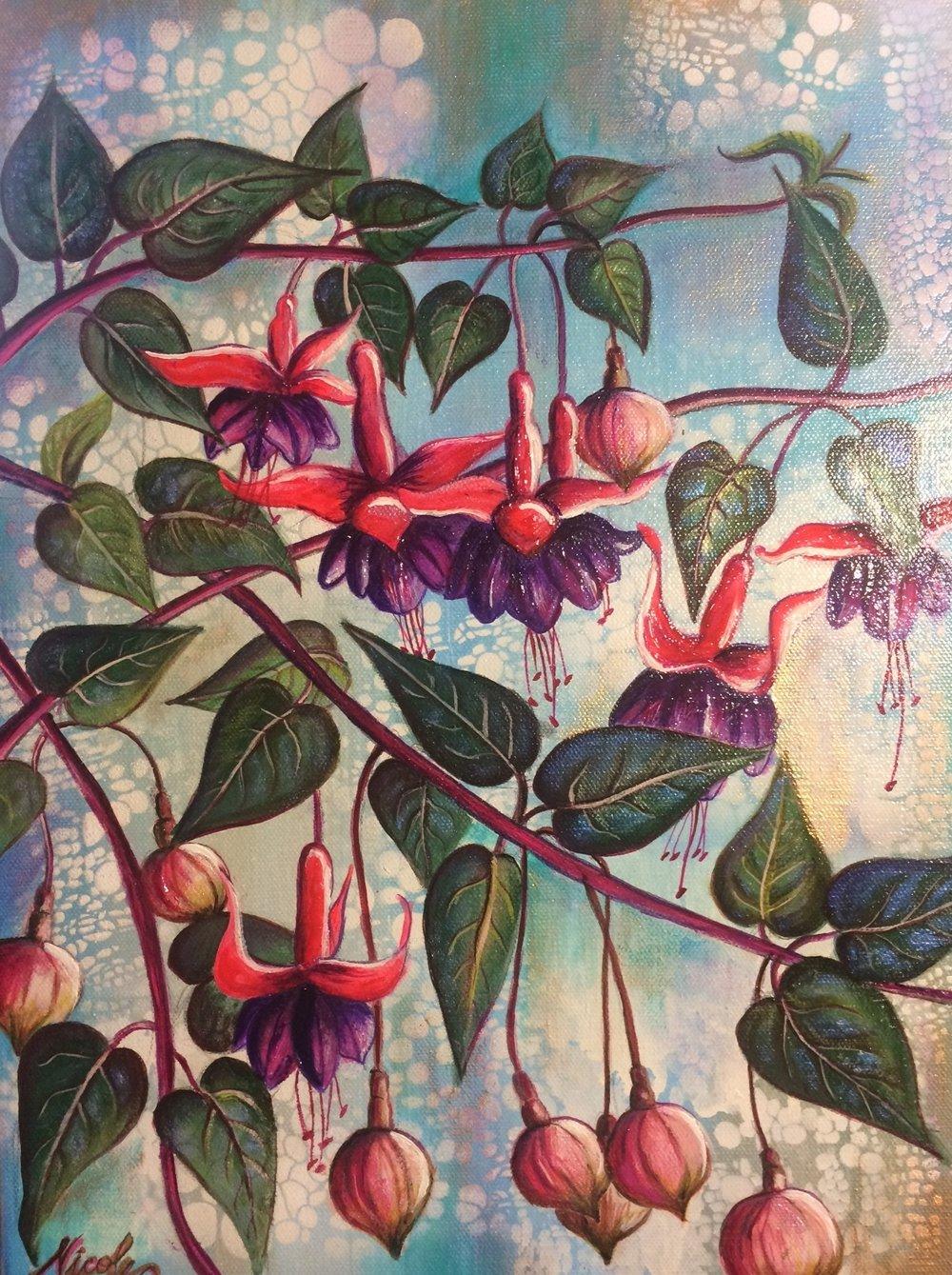 Pacifica Fuchsia