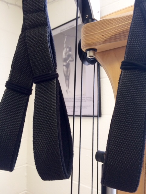 Pulley Tower Straps