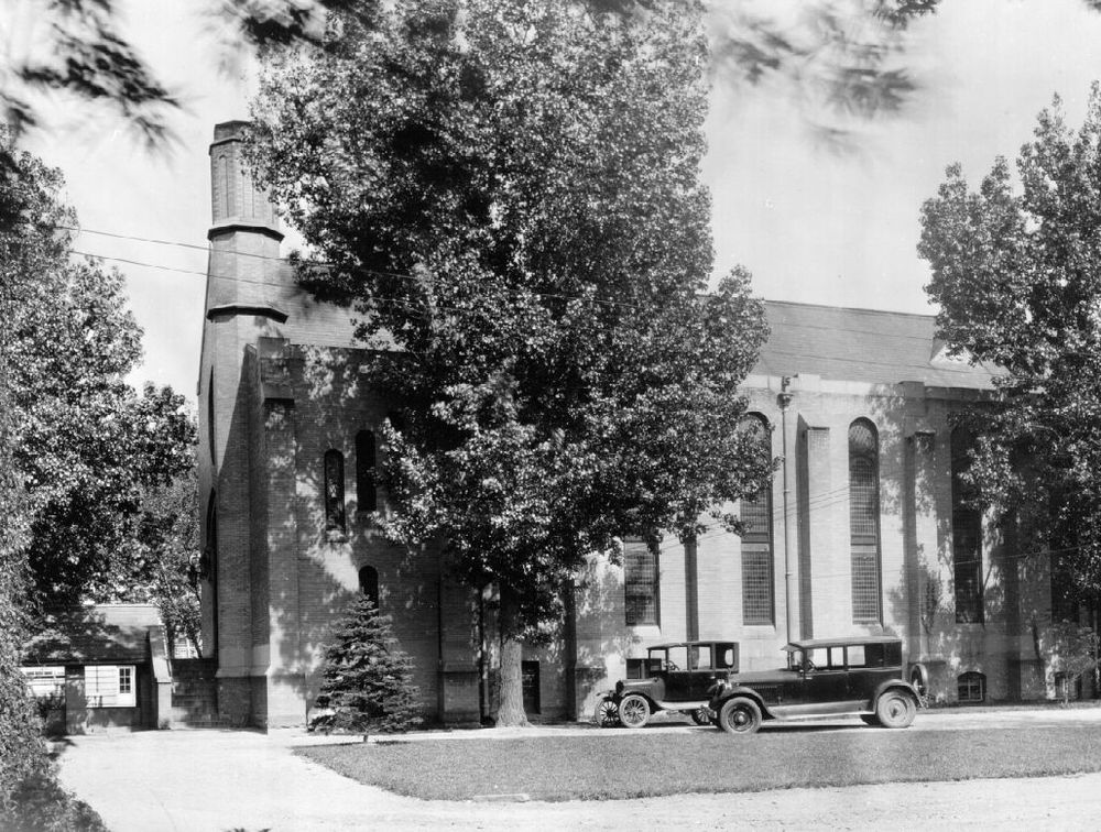 The Chapter House, 1925