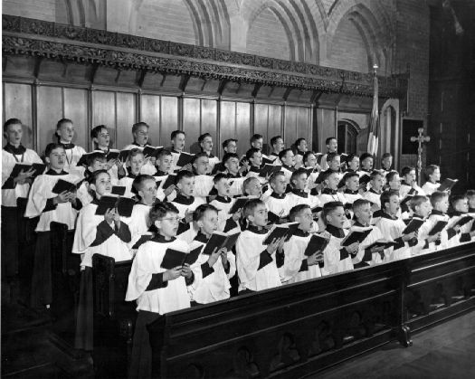 The Boys Choir, 1947