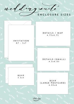 Invitation enclosure card sizes fiber dye greeting cards weddinginvitationcardsizeg m4hsunfo