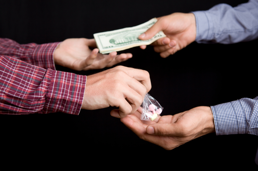 """Hand-to-Hand"" Transaction"