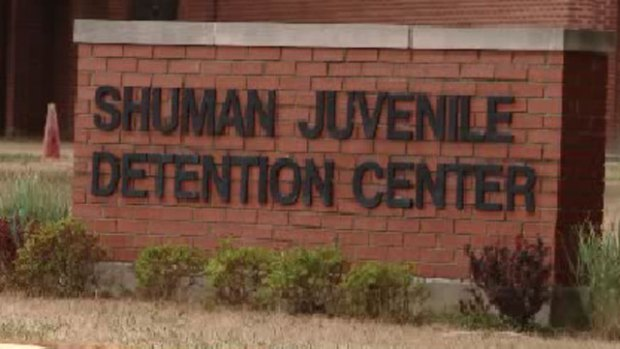 Shuman Juvenile Detention Center