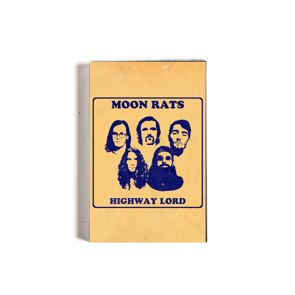 d8fa758826 MOON RATS will play an album release show at Cactus Club on June 27.