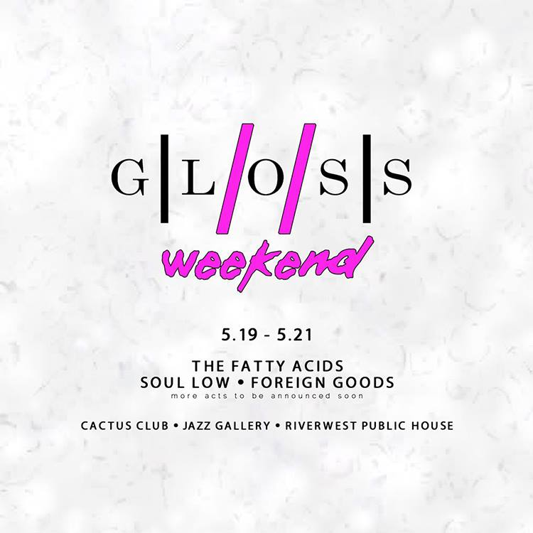 GLS024 - Gloss Weekend 2 Festival Compilation