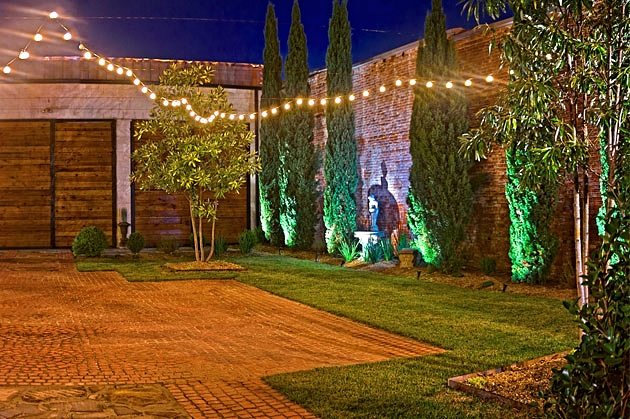 Wedding Venue with Courtyard Macon