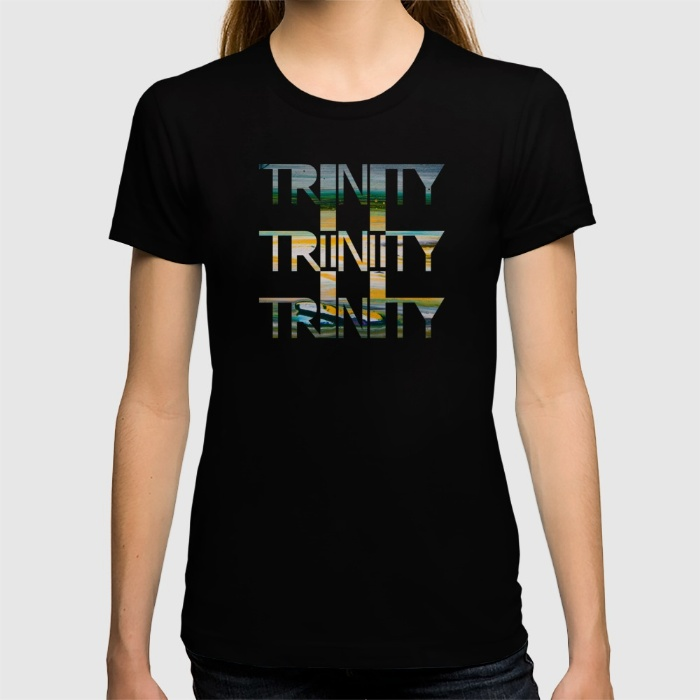 Trinity - Detail #2 - Text    Buy Men & Women T-shirts here.