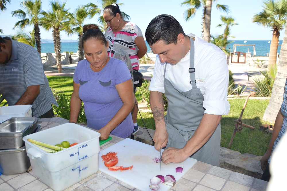<strong>Ceviche Lessons</strong>