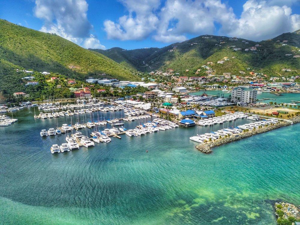 The Moorings, Tortola