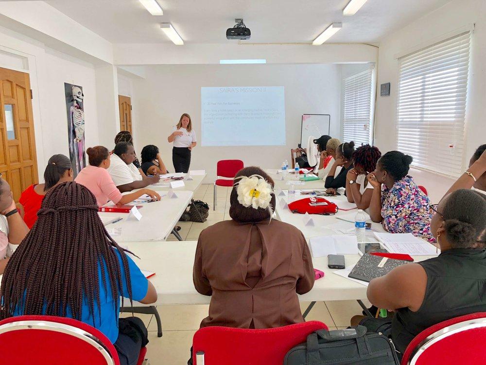 Theoretical Teaching on Tortola
