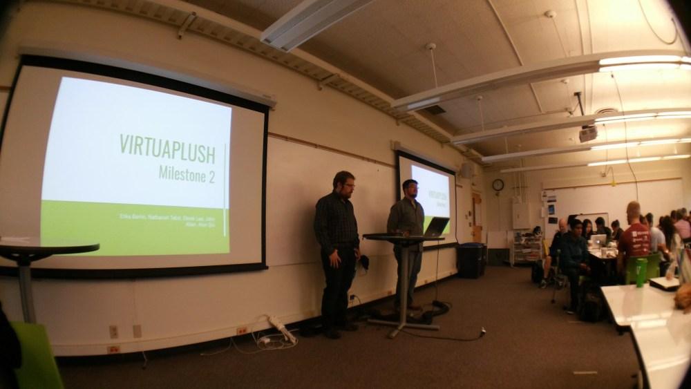 Milestone Presentation