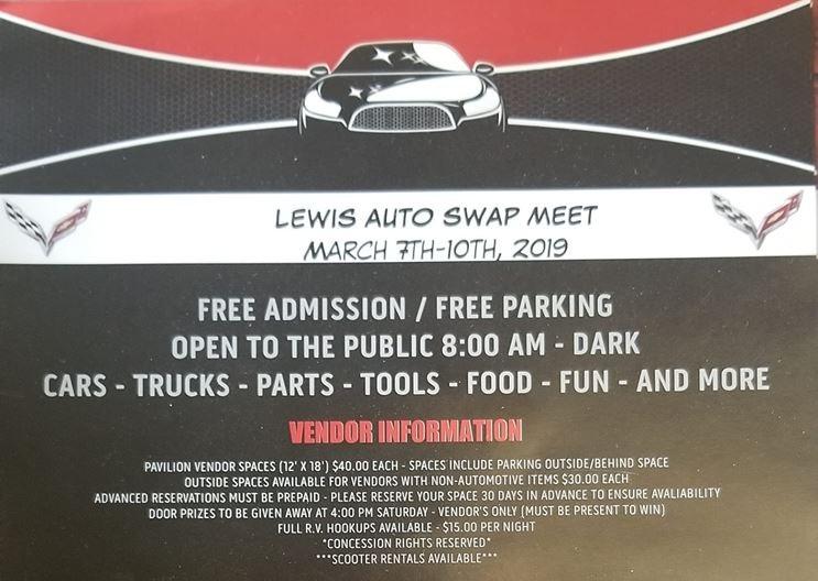 Lewis Auto Swap