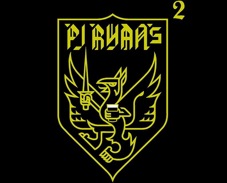 PJ Ryan's Squared Logo