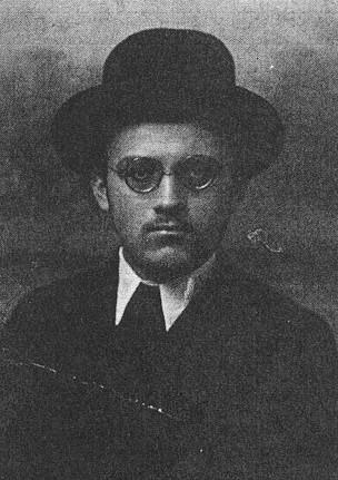 Rabbi Elimelekh Shapiro הי׳׳ד