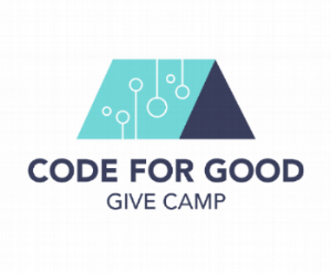 At their annual event GiveCamp (Now Code for Good) provides technology solutions to support program, outreach, development, and operational objectives for nonprofits who may not otherwise be able to afford them. We love partnering annually with them to help their event be the best it can be.