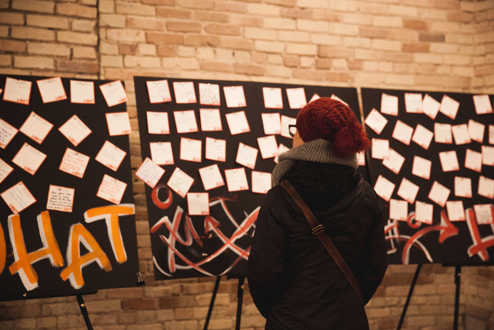 National Day of Racial Healing - Urban Core CollectiveLittle Space Studio collaborated with the Urban Core Collective to design interactive display boards for a facilitated discussion about healing racism in the community.