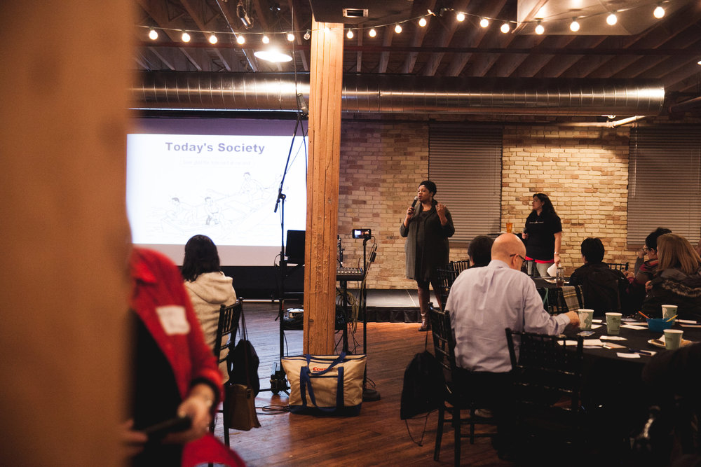 We Are the Experts of US - EncoreGR Grand Rapids Community FoundationConference presented by Encore GR (part of Grand Rapids Community Foundation)